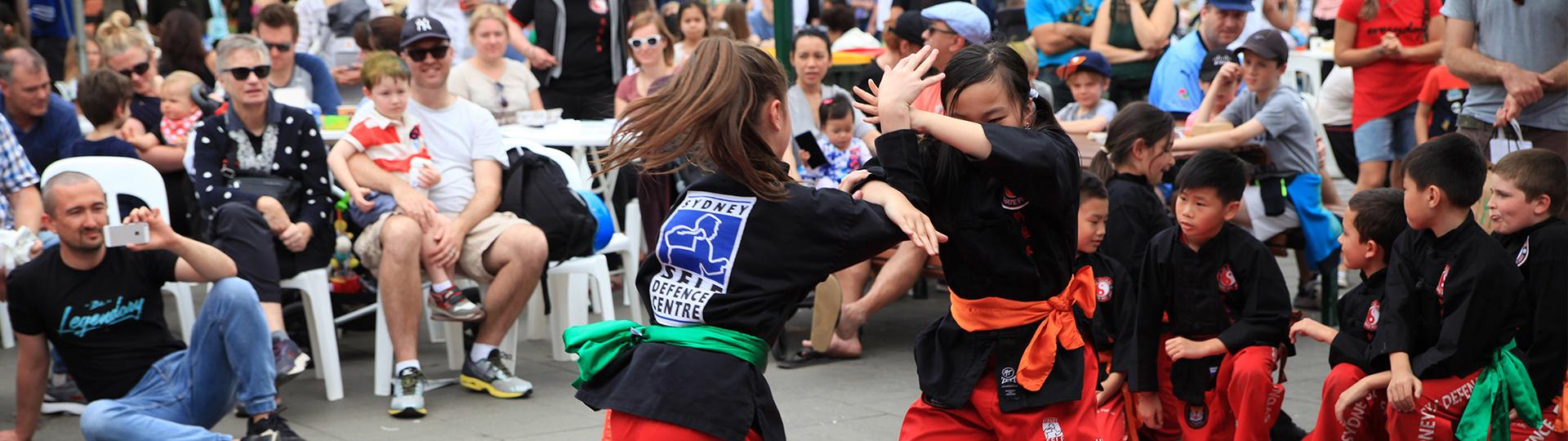 Kids Kung Fu