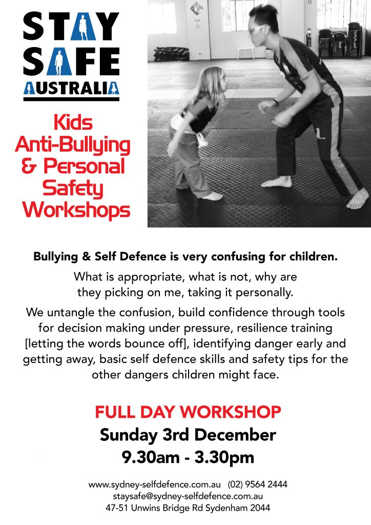 Kids Anti-Bullying