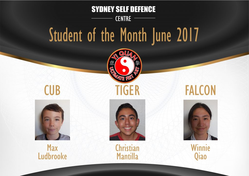 Student of the Month June