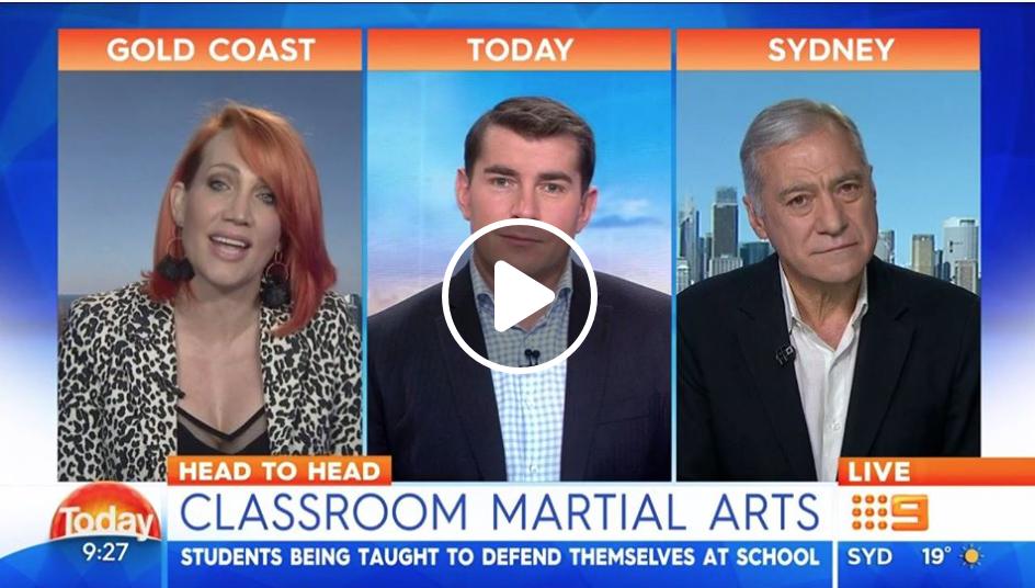 Classroom Martial Arts