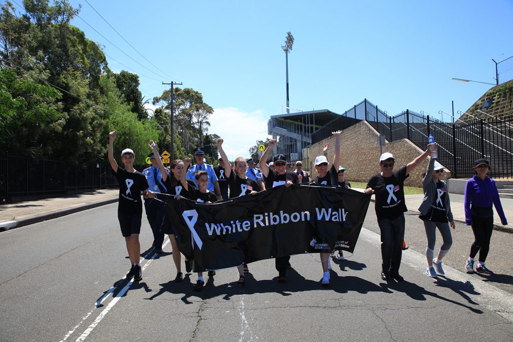 White Ribbon Walk